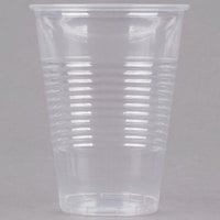 Choice 9 oz. Translucent Thin Wall Plastic Cold Cup - 100 / Pack