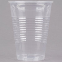 Choice 9 oz. Translucent Thin Wall Plastic Cold Cup - 100/Pack