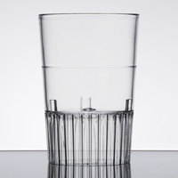 Fineline Quenchers 4110-CL 1 oz. Clear Hard Plastic Shooter Glass - 500/Case