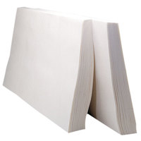 Pitco P6071373 Flat Style Filter Paper - 100 / Box