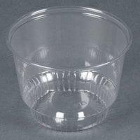 Dart Solo SD8 8 oz. Clear Plastic Sundae Cup 1000 / Case