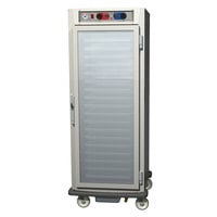 Metro C599-SFC-LPFC C5 9 Series Pass-Through Heated Holding and Proofing Cabinet - Clear Doors
