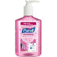 Purell® 3014-12 8 oz. Spring Bloom Gel Instant Hand Sanitizer - 12 / Case
