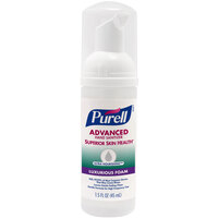 Purell® 5699-24 Advanced 45 mL Foaming Ultra Nourishing Hand Sanitizer - 24/Case