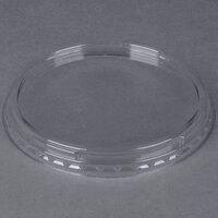 Genpak SC933 Clear Round Deli Container Lid   - 600/Case