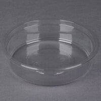 Genpak SC010 10 oz. Clear Round Supermarket Container - 300 / Case