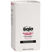 GOJO® 7582-02 TDX 5000 mL Supro Max Cherry Hand Cleaner - 2/Case