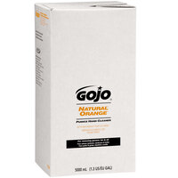 GOJO® 7556-02 TDX 5000 mL Natural Orange Pumice Hand Cleaner - 2/Case
