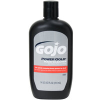 GOJO® 0987-12 12 oz. Power Gold Hand Cleaner - 12 / Case