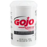 GOJO® 1115-06 4.5 lb. Original Formula Hand Cleaner - 6 / Case