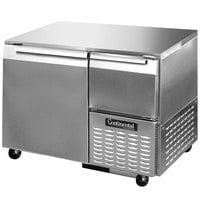 Continental Refrigerator CUFA43 43 inch Low Profile Undercounter Freezer - 12 Cu. Ft.