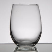 Libbey 207 9 oz. Stemless Wine Glass - 12 / Case