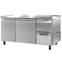 Continental Refrigerator CFA60 60 inch Extra-Deep Undercounter Freezer - 19 Cu. Ft.