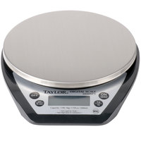 Taylor 1020NFS 11 lb. Digital Portion Control Scale