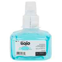 GOJO® 1316-03 LTX 700 mL Pomeberry Foam Hand Soap - 3/Case