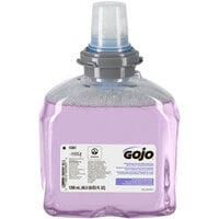 GOJO® 5361-02 TFX 1200 mL Premium Foam Hand Soap with Skin Conditioners - 2/Case