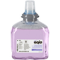 GOJO® 5361-02 TFX 1200 mL Premium Foam Hand Soap with Skin Conditioners - 2 / Case