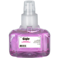 GOJO® 1312-03 LTX 700 mL Antibacterial Plum Foam Hand Soap - 3 / Case