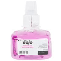 GOJO® 1312-03 LTX 700 mL Antibacterial Plum Foam Hand Soap - 3/Case
