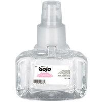 GOJO® 1311-03 LTX 700 mL Clear & Mild Foam Hand Soap - 3/Case