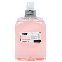 GOJO® 5261-02 FMX-20 Luxury 2000 mL Cranberry Foaming Hand Soap - 2/Case