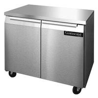 Continental Refrigerator SW36 36 inch Undercounter Refrigerator - 10.3 cu. ft.