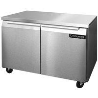 Continental Refrigerator SWF48 48 inch Undercounter Freezer - 13.4 cu. ft.