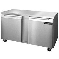 Continental Refrigerator SW60 60 inch Undercounter Refrigerator - 17 cu. ft.