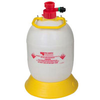 Micro Matic M15-808041 3.9 Gallon Beer Tap Cleaning Bottle for U Style Systems
