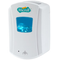 Micrell® 1390-04 LTX-7 700 mL White Touchless Hand Soap Dispenser - 4/Case