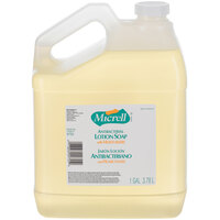 Micrell® 9755-04 1 Gallon Floral Antibacterial Lotion Hand Soap - 4/Case