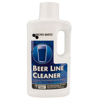 Micro Matic MM-B68 68 oz. Alkaline Beer Line Cleaner - 6/Case