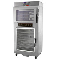 NU-VU QB-3/9 Double Deck Electric Oven Proofer Combo - 120/240V, 3 Phase, 5.1 kW