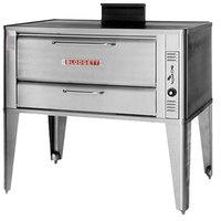 Blodgett 951 Gas Single Deck Oven with Draft Diverter - 38,000 BTU
