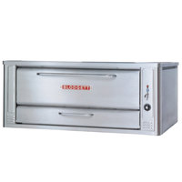 Blodgett 1048 Natural Gas Replacement Base Unit Pizza Deck Oven - 85,000 BTU