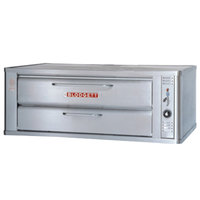 Blodgett 911P Natural Gas Compact Replacement Base Unit Pizza Deck Oven - 27,000 BTU