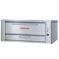 Blodgett 1048 Gas Replacement Base Unit Pizza Deck Oven - 85,000 BTU