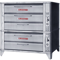 Blodgett 981/961 Gas Double Deck Oven with Vent Kit - 87,000 BTU