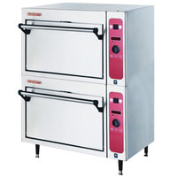 Blodgett 1415 Electric Countertop Double Deck Oven - 7.5 kW