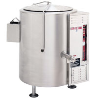 Blodgett KLS-20G Natural Gas 20 Gallon Stationary Tri-Leg Steam Jacketed Kettle - 100,000 BTU