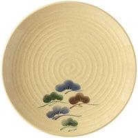 GET 207-10-TK 10 1/2 inch Tokyo Melamine Plate 12 / Pack