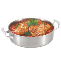 Vollrath 49425 Miramar Display Cookware 12 inch Brazier Pan