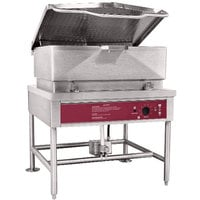 Blodgett BLP-30E 30 Gallon Power Tilt Electric Braising Pan / Tilt Skillet - 208V, 1 Phase, 12 kW