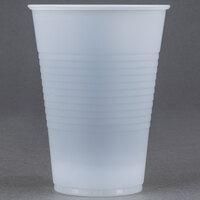 Dart Solo Y10 Conex Galaxy 10 oz. Translucent Plastic Cold Cup - 2500/Case