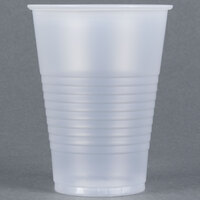 Dart Solo Y7 Conex Galaxy 7 oz. Translucent Plastic Cold Cup - 100/Pack
