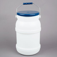 Choice 5 Gallon Ice Tote with Lid and Mounting Bracket
