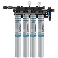 Everpure EV9325-04 Insurice Quad i40002 Water Filtration System - .5 Micron and 6.68 GPM