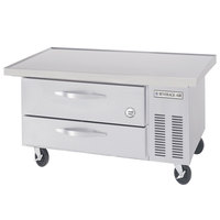 Beverage-Air WTRCS36-1-48 48 inch Two Drawer Refrigerated Chef Base - 8.5 cu. ft.
