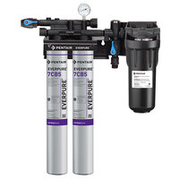 Everpure EV9797-22 Kleensteam II Twin Water Filtration System - 5 Micron and 5 GPM