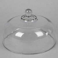 Anchor Hocking 340Q 10 inch Glass Canton Cake Dome